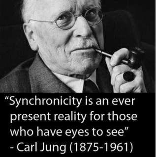 Happy Birthday to Carl Jung.