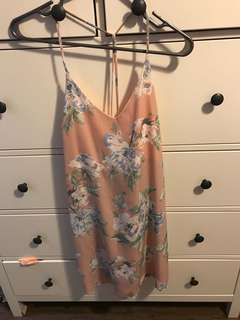 Dress from honey