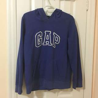 Gap purple sweater