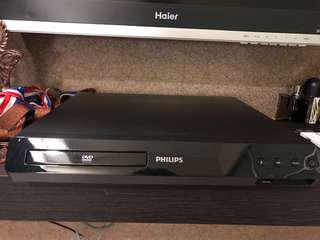 Philips DVD player with full surround sound system