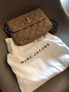Marc Jacobs single quilt crossbody bag