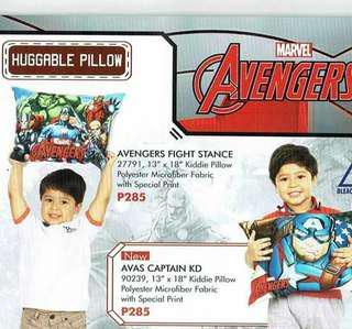 Avengers Kiddie Pillow