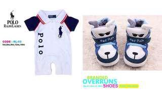 BABY OUT FIT SET