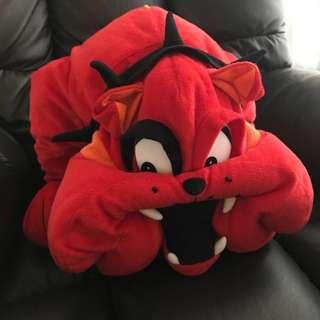 Red Dog Stuff Animal