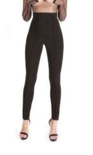 ZACHARY THE LABEL high waisted pants black (BNWT)