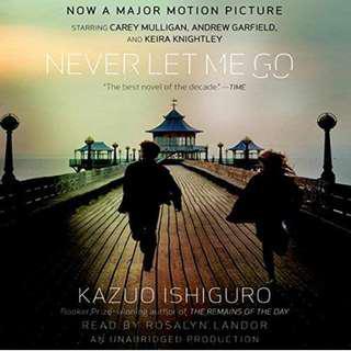 Never Let Me Go Novel