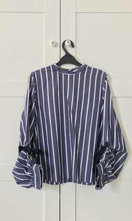 Zara Stripes Blouse