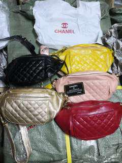 Chanel bum bag nagita