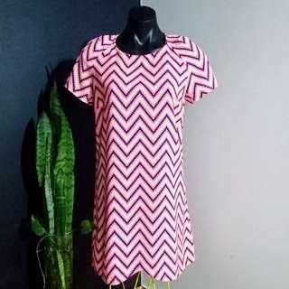 Women's size 12 'BEAUTIFUL LIFE' Stunning retro style Boho hippie dress - AS NEW