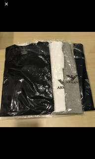 Armani Basic T Shirt