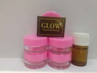 """Brithening acne home peel by """" GLOW"""""""