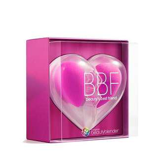 Authentic. Beautyblender BFF set limited edition