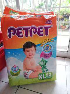 Pet Pet XL52, 3packs + free products