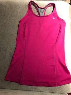 BRAND NEW Nike dri-fit workout razor back tank