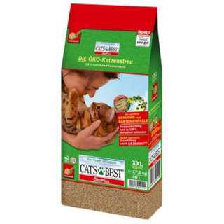 🚚 Cat Best Oko Plus 40L Clumping Cat Litter