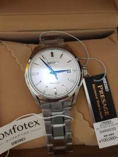 Seiko White Baby GS SARX033