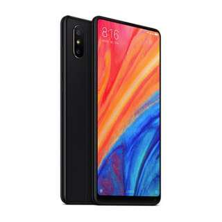 Xiaomi mi mix 2s black / white with global rom. Warranty