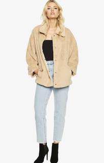 Bardot Fur Jacket