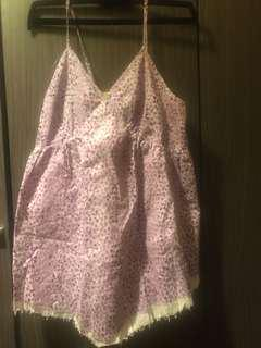 Dress from D mop