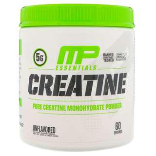 MusclePharm, Essentials, Creatine, Unflavored, 0.66 lbs (300 g) #LAST 2 TUB