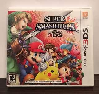 [3DS] Super Smash Bros. - US VERSION (美版)