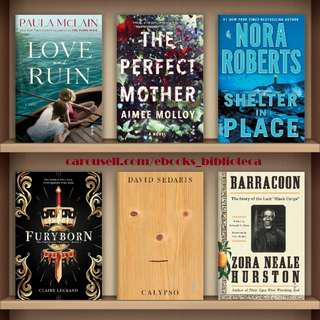 (Ebook Collection) Goodreads Best Books of the Month: May 2018