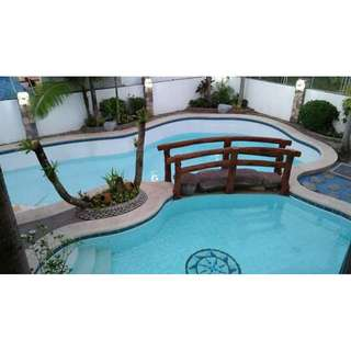 Troy Private Pool Resort for Rent in Solemar Pansol Laguna