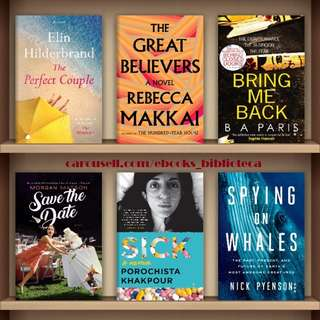(Ebook Collection) Goodreads Best Books of the Month: June 2018