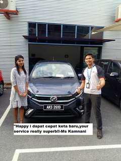 Perodua Axia Promotion
