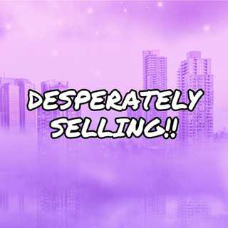 Selling everything!! Check listings