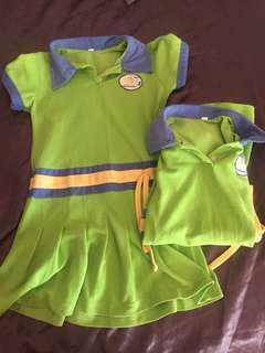 Think & try uniform