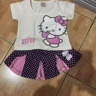 Hello kitty terno