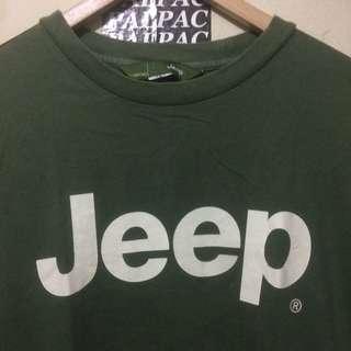 Ts Official JEEP logo sz L fit M