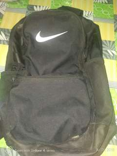 d94bfadf54 strictly for sale as packed nike backpack and nike cordura sling bag