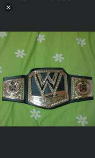 Wwe champioship belt