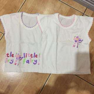 Little fairy white top (price for 2)
