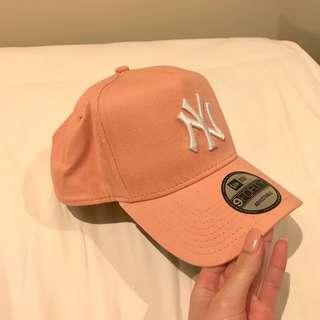 PINK Caps New York Yankees League