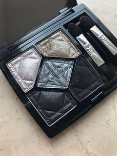 Dior 077 Magnetize 眼影 (eyeshadow palette)
