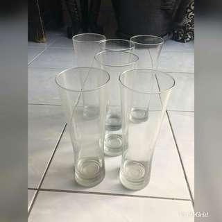 Tall Drinking Glass
