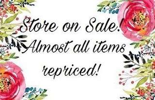 Items Repriced!