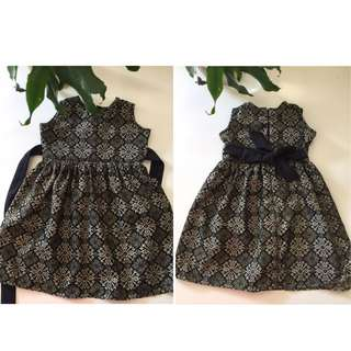 baby dress 1-2 Y