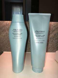 Shiseido The Hair Care Sleekliner Shampoo & Treatment