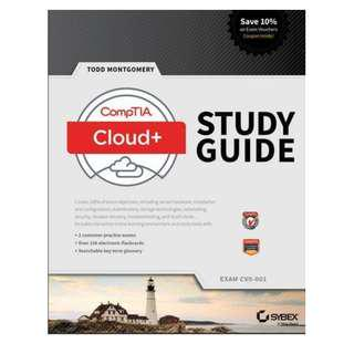 (PDF file only) CompTIA Cloud+ Study Guide : Exam CV0-001 by Todd Montgomery