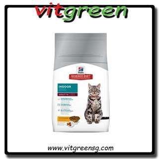 🚚 Hill's Science Diet Adult Indoor Cat Food 4kg