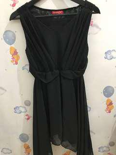 Black Party Dress by Theory
