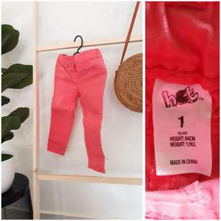Kids pants brand from F.O.S