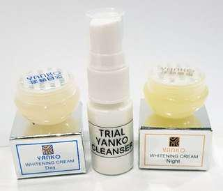 Trial YANKO platinum 3 in 1
