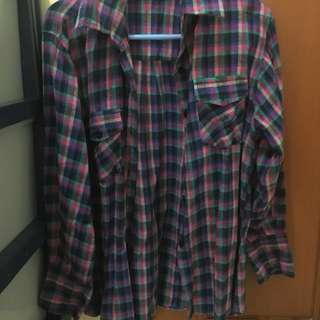 Flanel Outer