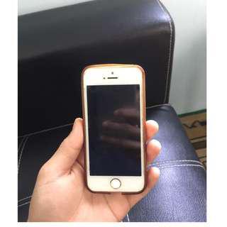 Dijual Iphone 5s tiba-tiba mati karena jatuh