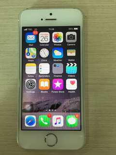 Iphone 5s 32gb batangan